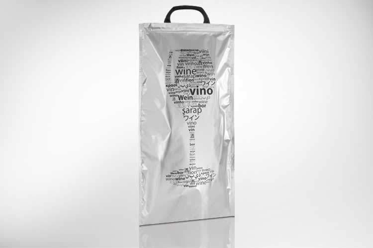 Grössenvielfältige Kühltaschen bedruckt