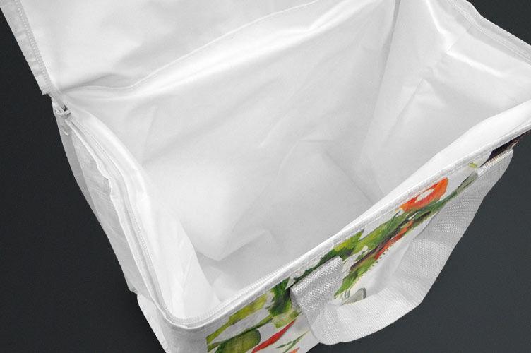 Wasserdichtes Innenleben bei Kühltaschen