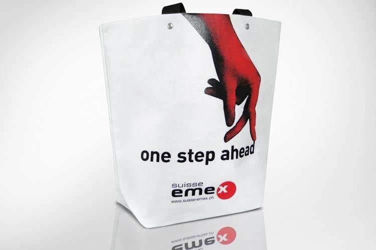 EMEX-Werbetasche