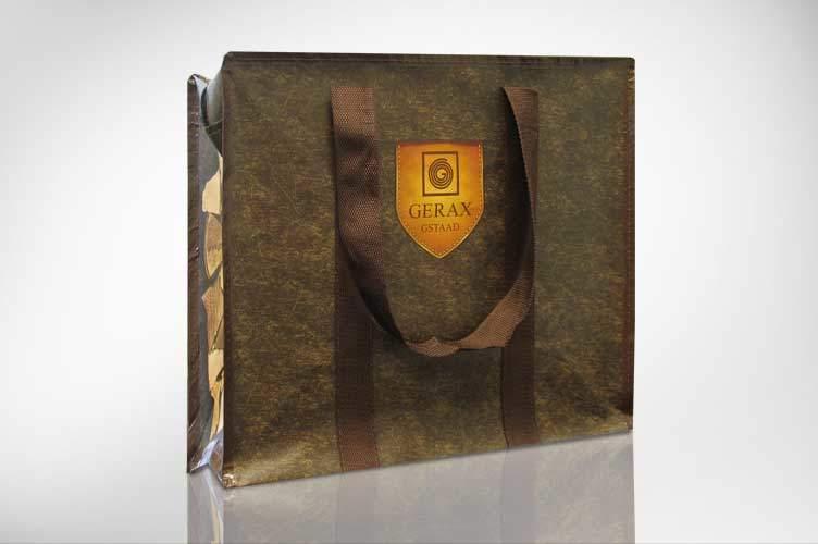 PPWovenLine-Tasche