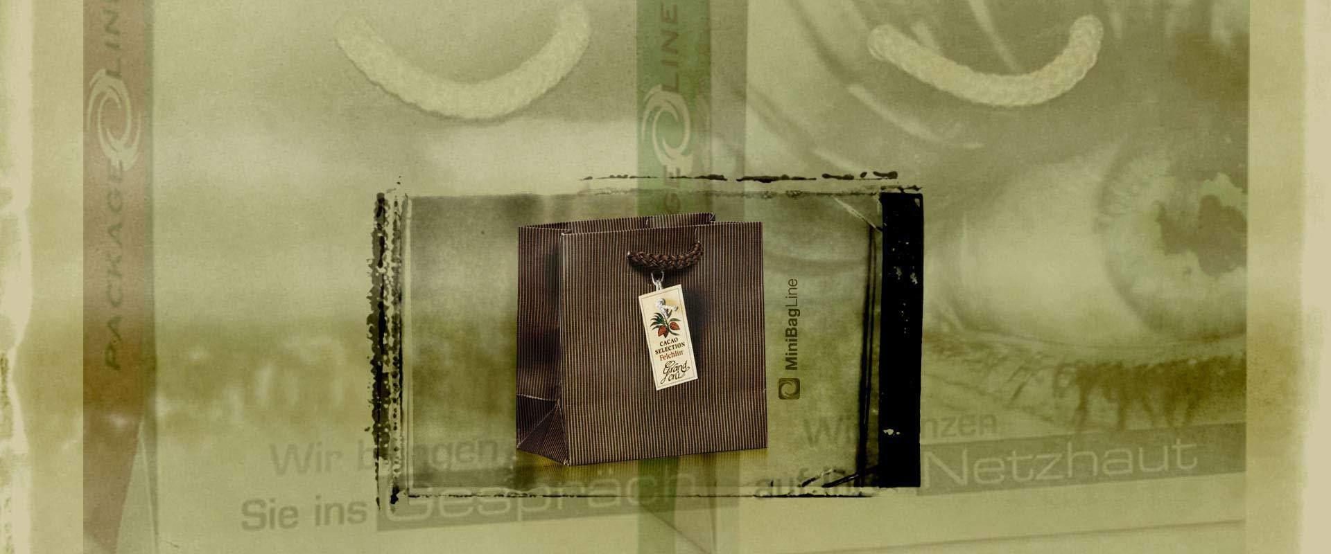 Taschen im Miniformat