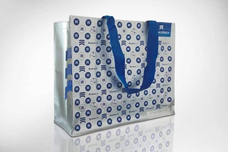 PPNonWoven-Schlaufentasche