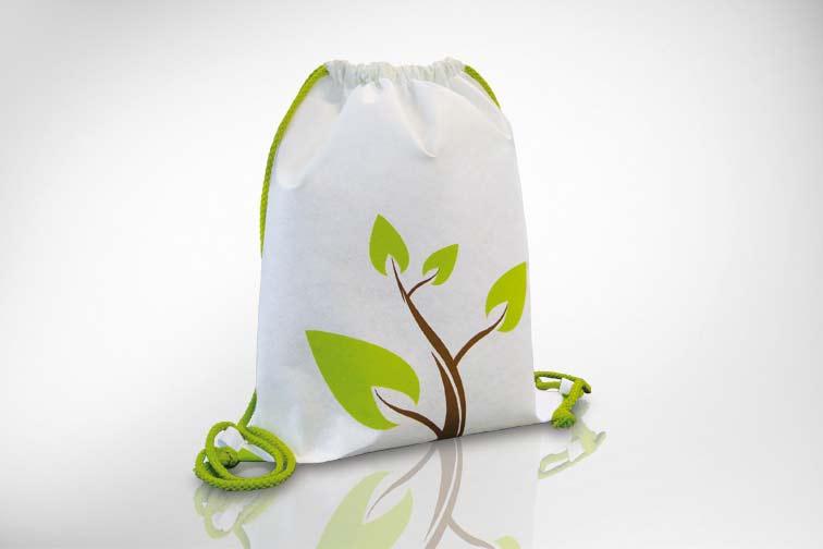 Bambus Tasche