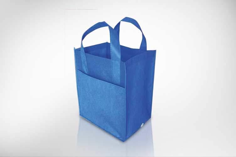Non Woven Taschen unplastifiziert
