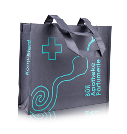 PPNonWovenLine Tasche unplastifiziert.