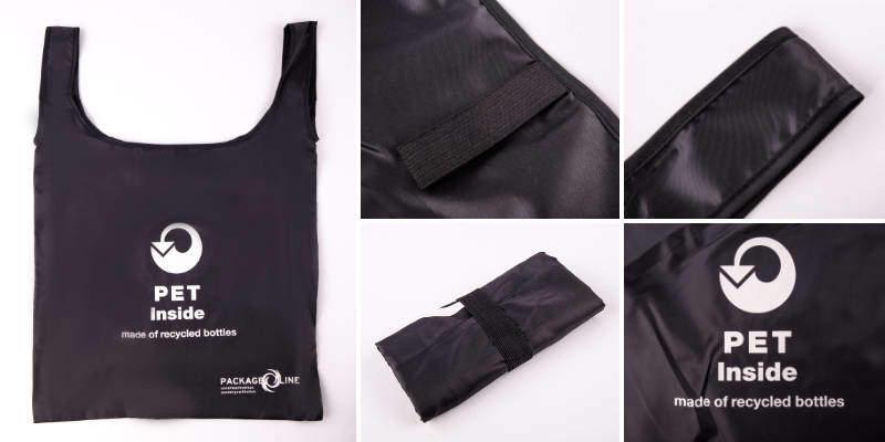 Die neue PET Polyester Tasche